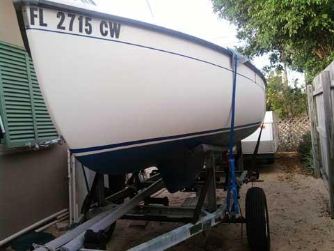 ComPac 16 sailboat