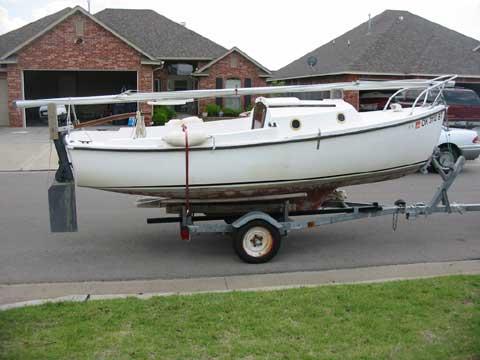 Com-Pac 16, 1976 sailboat
