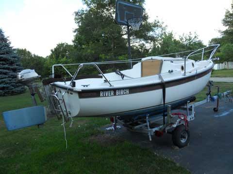 ComPac 16, 1992 sailboat