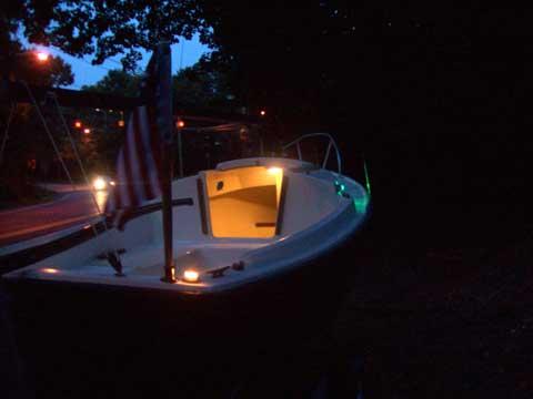 ComPac 16, 1980 sailboat