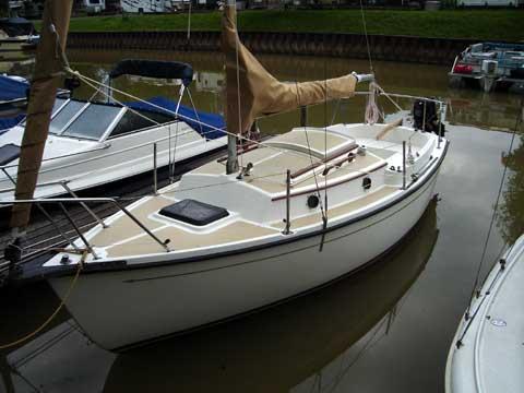ComPac 19 MK III sailboat