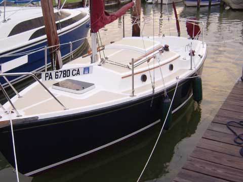 Com Pac 19XL, 1999 sailboat