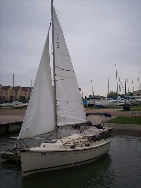 Com-Pac Eclipse, 21 ft, 2006 sailboat