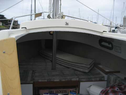 Com-Pac Eclipse 21', 2007 sailboat