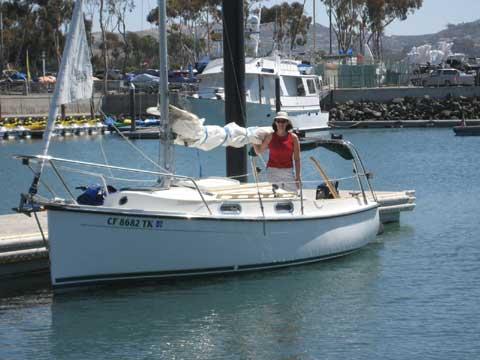 Com-Pac Eclipse 21', 2007 sailboat
