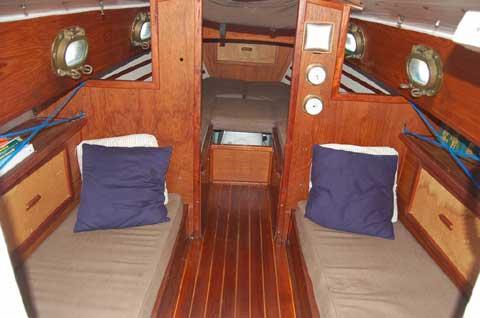ComPac 23D, 1989 sailboat
