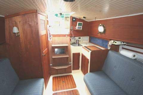 ComPac 27/2 sailboat