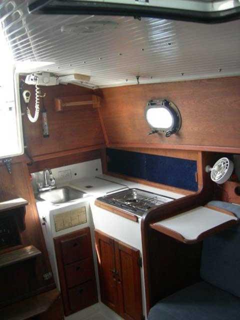 ComPac 27/2, 1988 sailboat