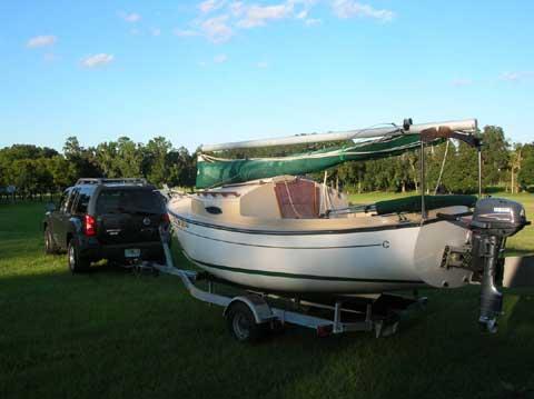 Compac Suncat, 2002 sailboat