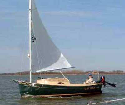 Com-Pac Suncat, 2003 sailboat