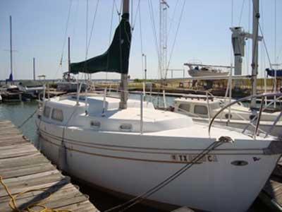 Coronado 27, 1971 sailboat