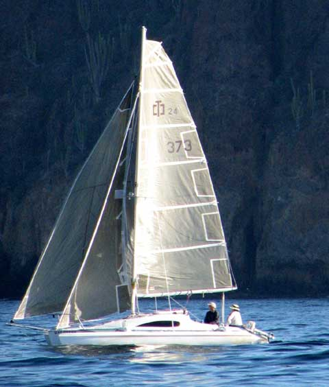 Corsair 24 Mk Ii Sailboat For Sale