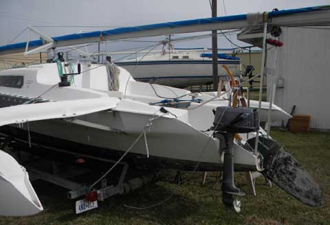 Corsair F 24 Mk1 Sailboat For Sale