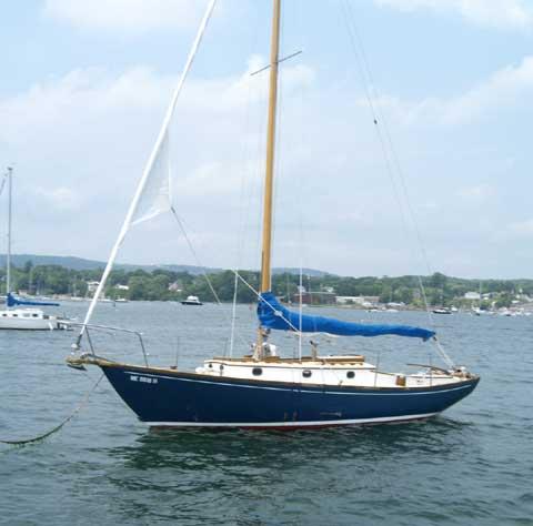 Crocker 29 Sailboat For Sale
