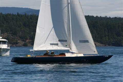 Custom Day sailor - Camp cruiser, 30' sailboat