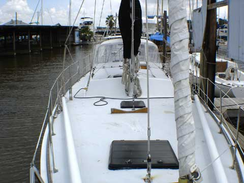 Custom Embroden - Choate Morgan Embroden 54, 1988 sailboat
