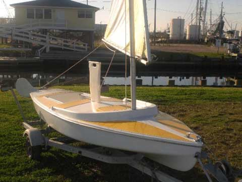 Dolphin Senior sailboat