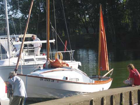 Drascombe Drifter, 1979 sailboat
