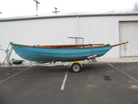 Drascombe Lugger 19sailboat
