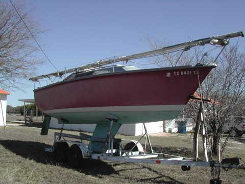 Dufour 24, 1975, Spring, Texas sailboat
