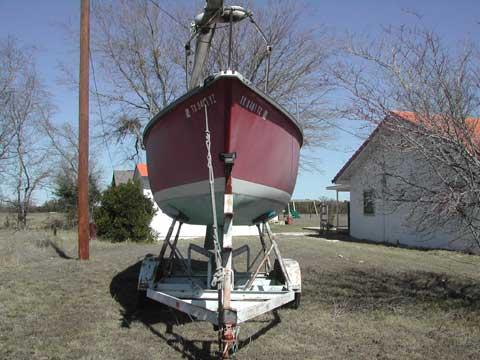 Dufour 24, 1975, Spring, Texas sailboat