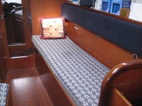 Dufour 4800 sailboat