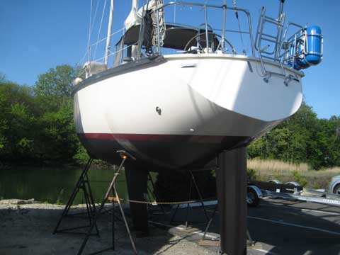 Dufour 4800 sailboat
