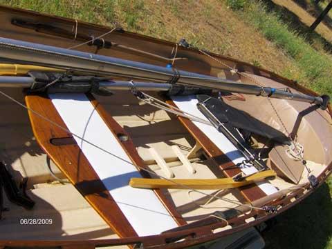 Eddon 16 sailboat
