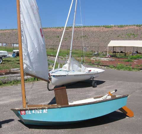 El Toro 8 sailboat