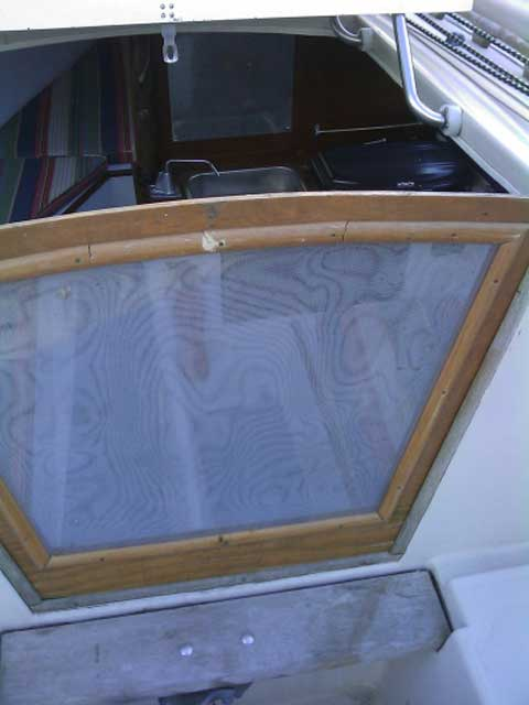 Ensenada 20, 1972 sailboat
