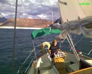 Erison Independence 31 sailboat