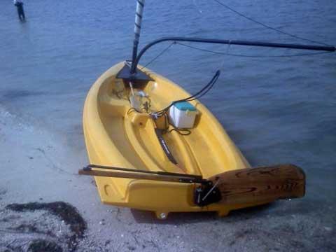 Escape Rumba, 2001 sailboat