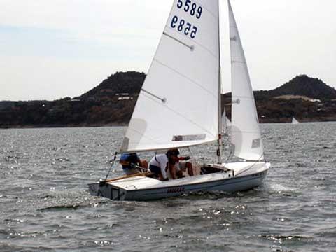 Flying Scot, 2005 sailboat