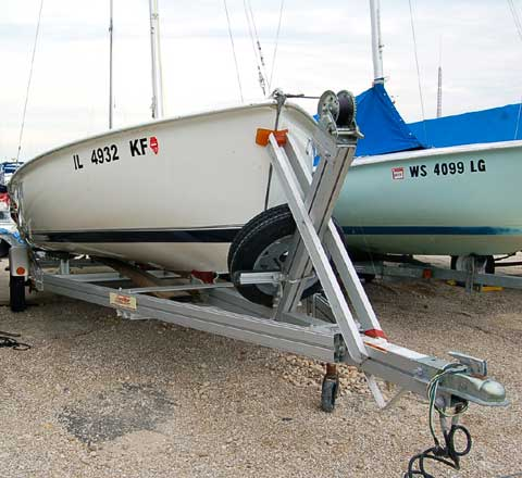 Flying Scot, 19' 2009 sailboat