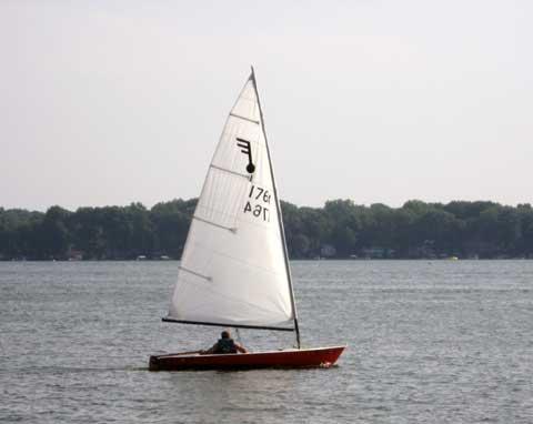Force 5, 14' 1980 sailboat