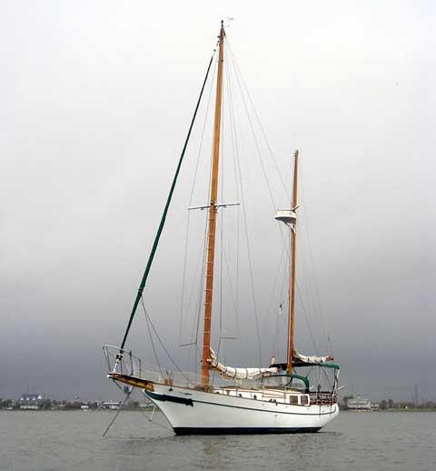 Formosa 41 sailboat