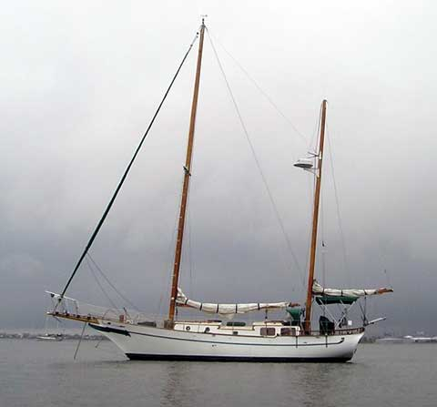 Formosa 41 Sailboat For Sale
