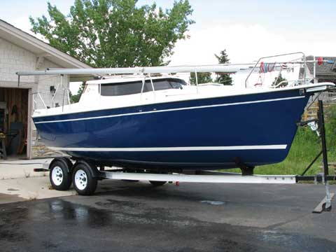 Freedom F250c Sailboat For Sale