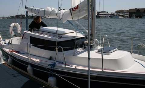 Freedom F250c sailboat