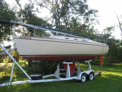 Freedom 25, 1984 sailboat