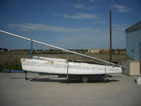Free Style 474 Catamaran sailboat