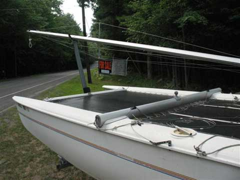 GCat Catamaran 5.7 meter/ 18 foot, 1983 sailboat