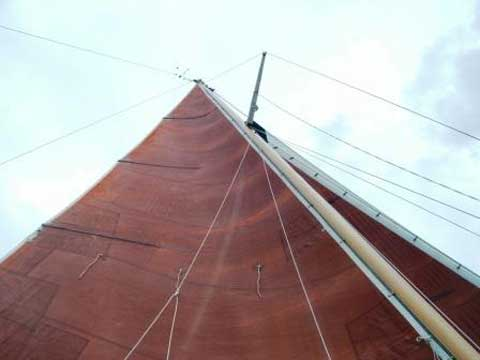 Gillmer Skipjack 37, 1971 sailboat