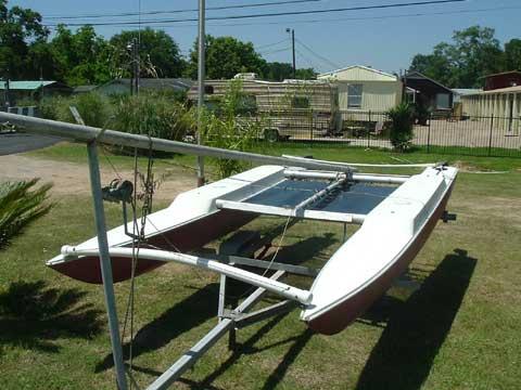 Gingo 15 sailboat