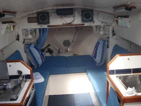 Glander Cay 24 sailboat