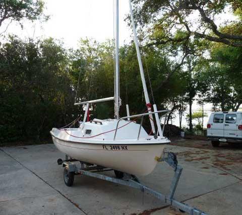 Gloucester 16, 1988 sailboat