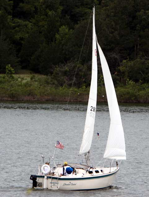 Gloucester 23 Sailboat For Sale