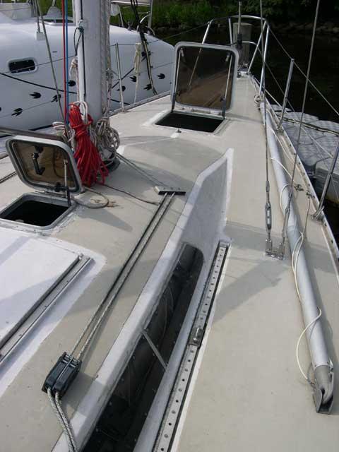 Golden Shamrock 30 Sailboat For Sale