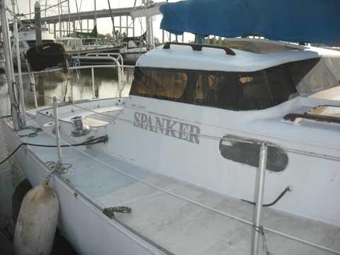 Grumman 39 sailboat