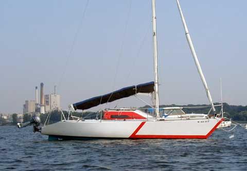 G&S 30 sailboat